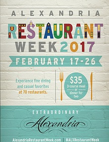 2017 Winter Restaurant Week