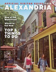2018 Official Visit Alexandria Visitors Guide