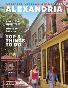 2018 Official Visit Alexandria Visitors Guide
