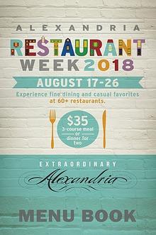 2018 Summer Restaurant Week