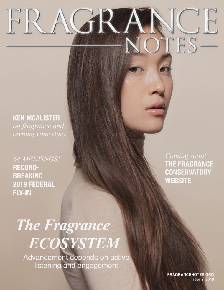 Fragrance Notes Issue 2, 2019