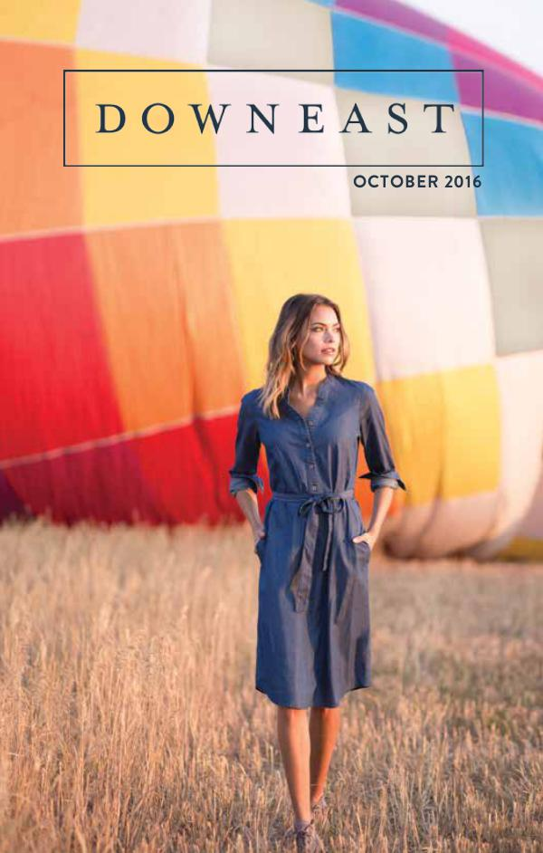 DownEast Clothing Fall Fashion October 2016