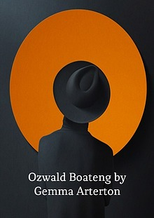 Ozwald Boateng by Gemma Arterton