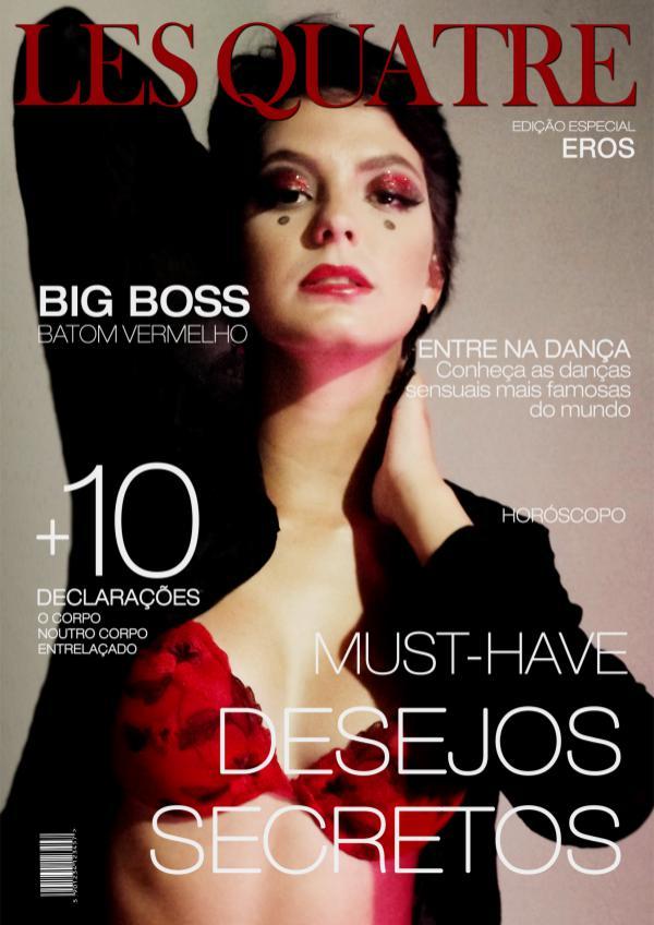 Revista Les Quatre Volume I