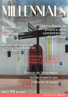 Revista millenials