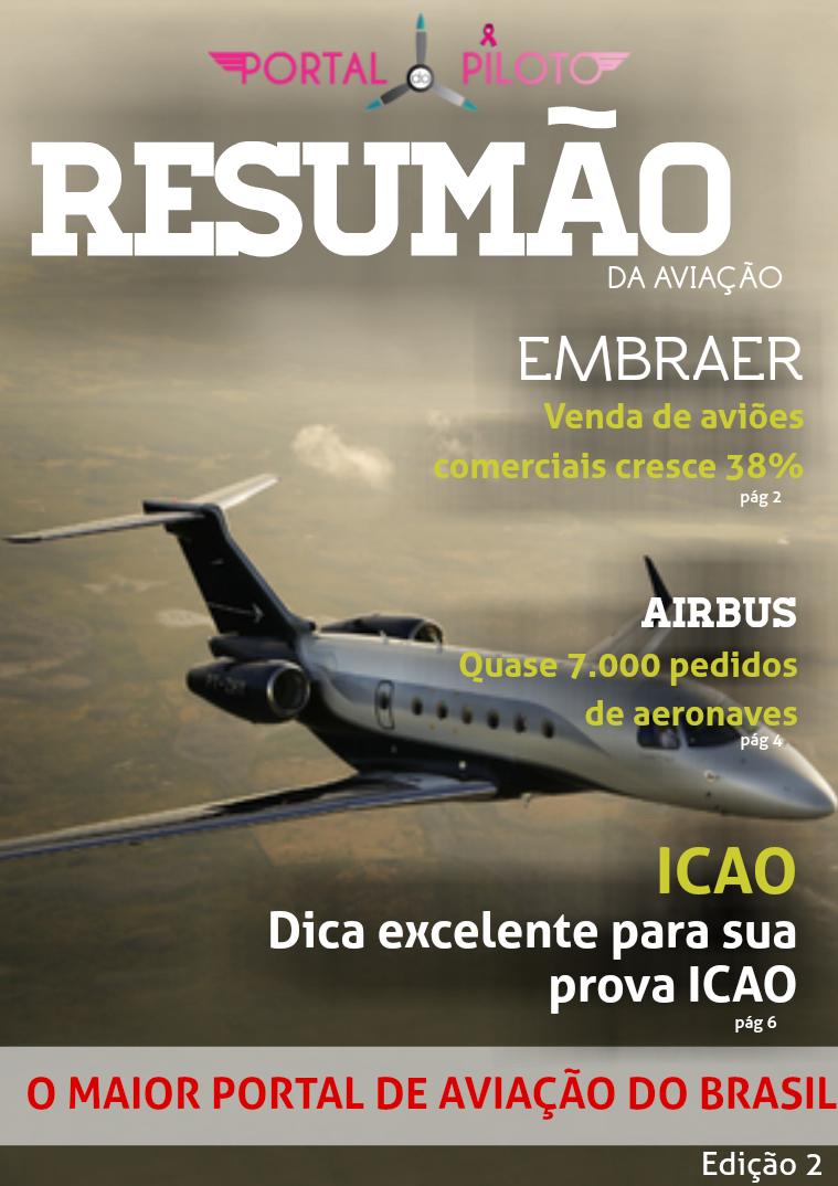 Resumão - Portal do Piloto Edição 02