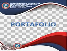 E-Portafolio Final Medición y Evaluacion UMG 2016