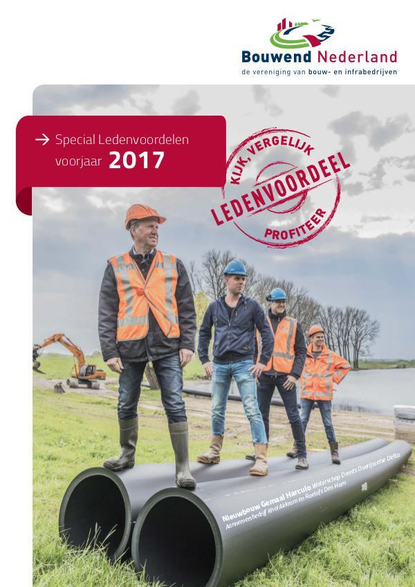 Special Ledenvoordelen voorjaar 2017 Special ledenvoordelen voorjaar 2017 Digi