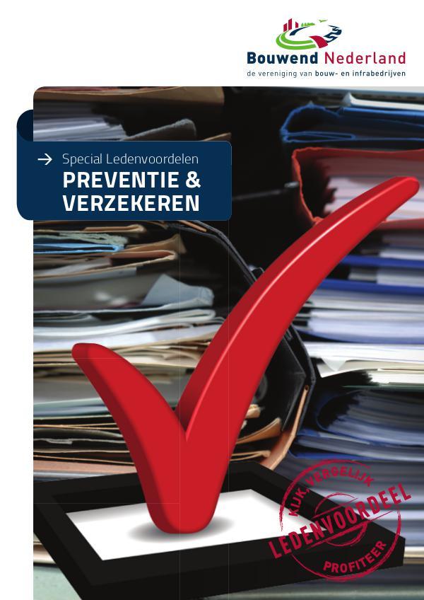 Special Preventie en Verzekeren oktober 2016