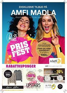 Amfi Madla Prisfest Mars