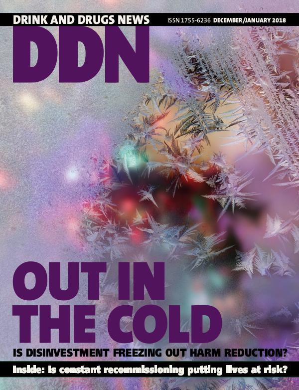 Drink and Drugs News DDN Dec 2017