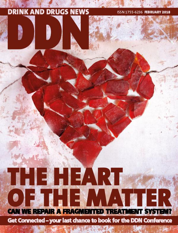 Drink and Drugs News DDN Feb2018