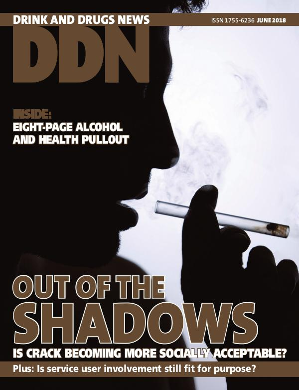 Drink and Drugs News DDN 1806