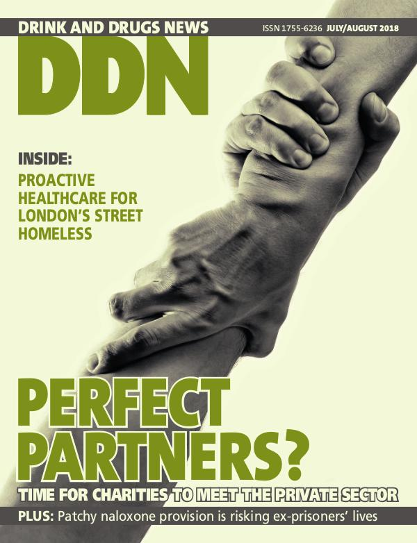 Drink and Drugs News DDN July 2018