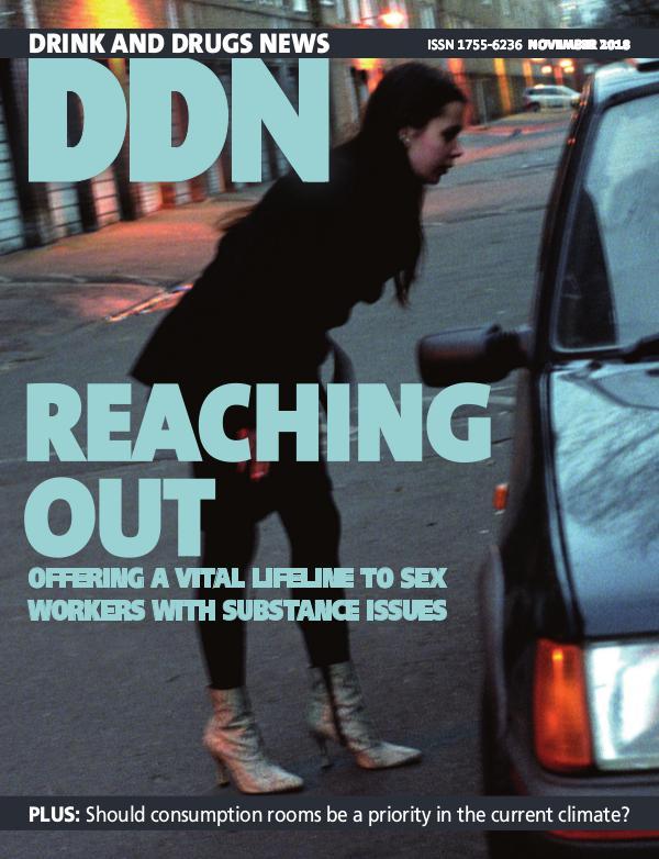 Drink and Drugs News DDN November 2018