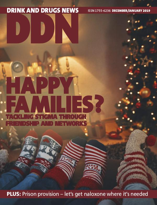 Drink and Drugs News DDN December 2018