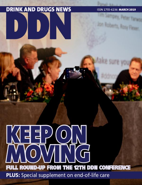 Drink and Drugs News DDN March 2019