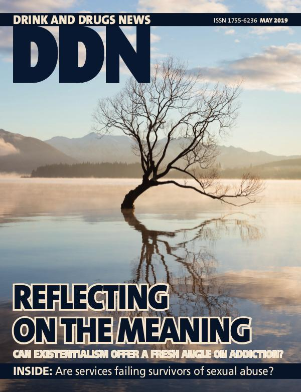 Drink and Drugs News DDN May 2019