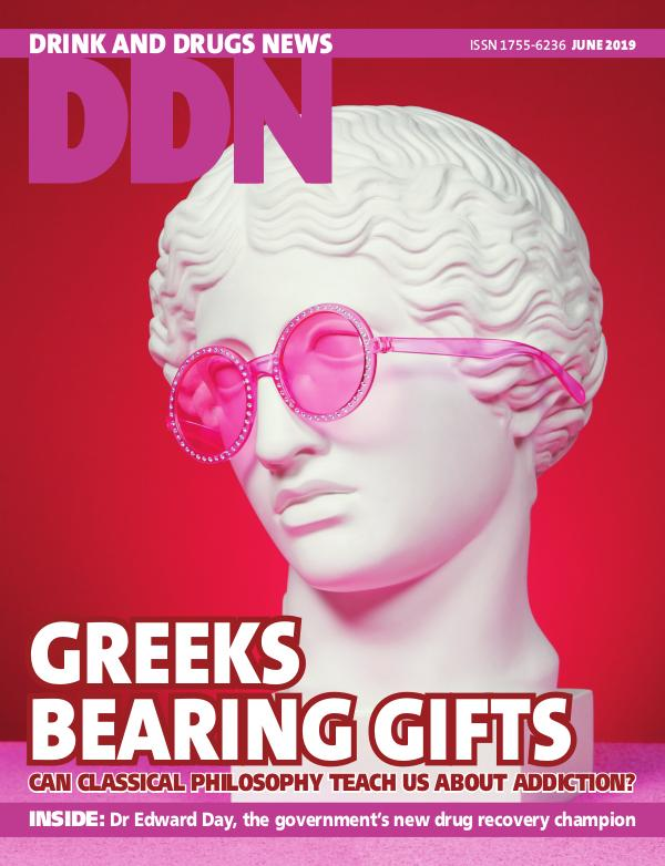 Drink and Drugs News DDN June 2019