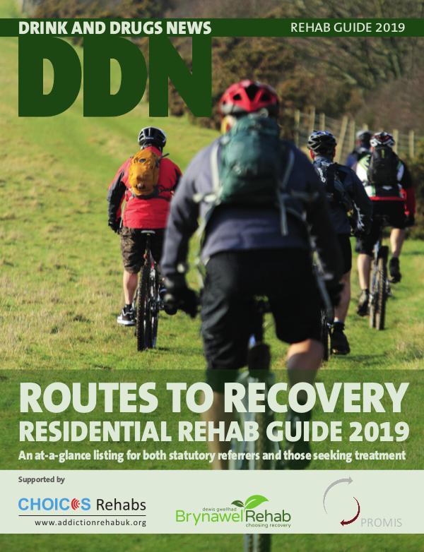 DDN Rehab Guide 2019 DDN REHAB DIR 2019_June