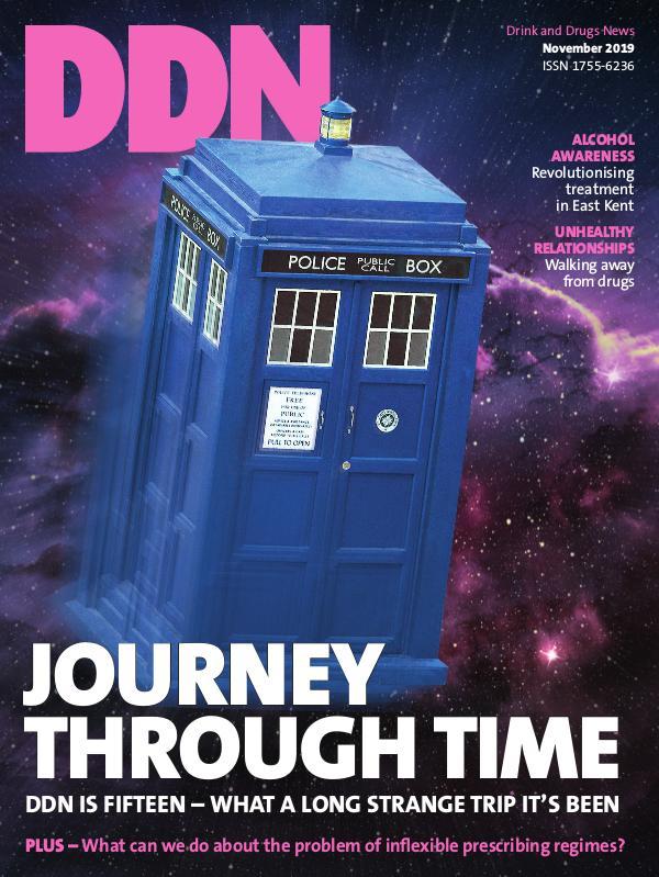 Drink and Drugs News DDN November 2019 (1)