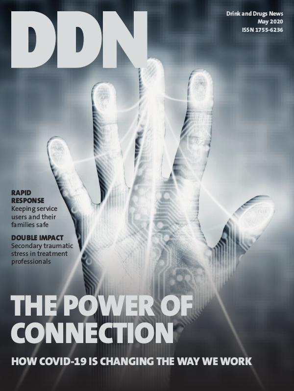 Drink and Drugs News DDN May 2020