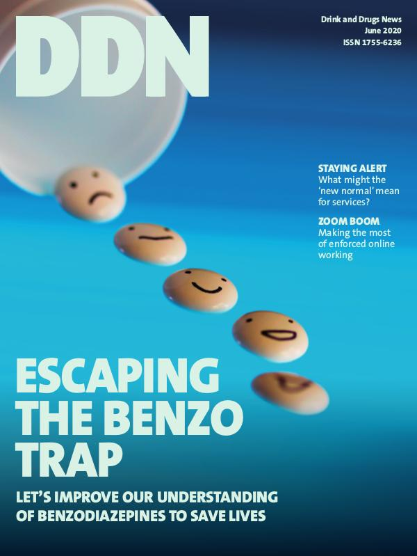 Drink and Drugs News DDN June 2020