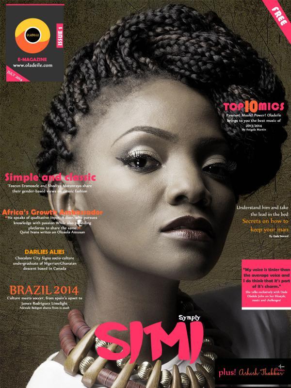 Oladeile Digital Magazine Oladeile Magazine Issue 1