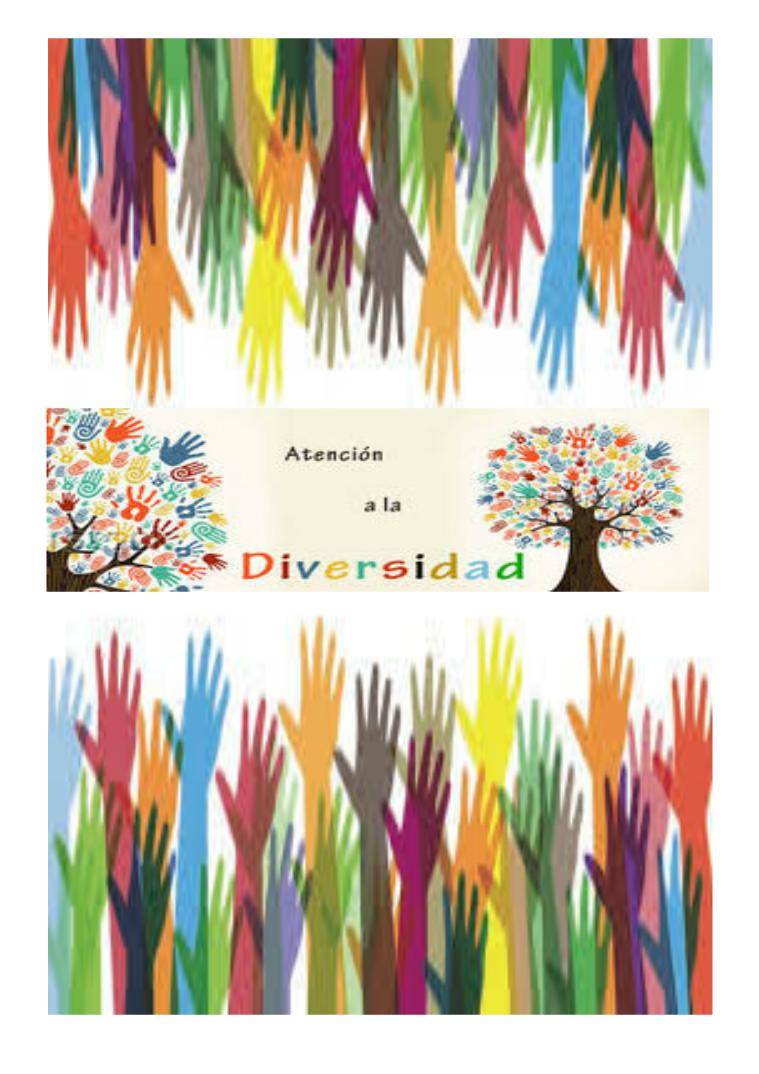 Atención a la diversidad Octubre, 2016