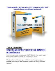 Marketing Cloud Defender review and MEGA $38,000 Bonus - 80% Discount