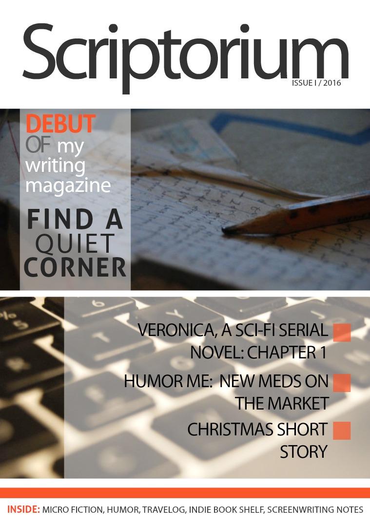The Scriptorium Issue I