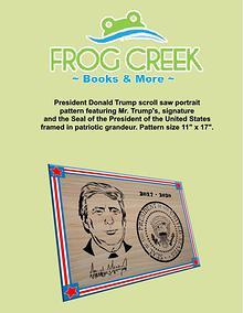 Frog Creek Scroll Saw Patterns