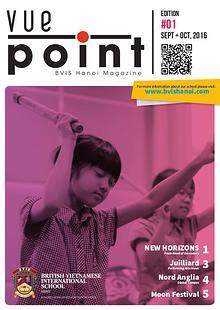 """Vue Point - Issue 1 (Oct 2016)"""""""