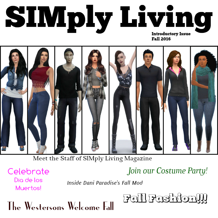 Simply Living Introductory Issue