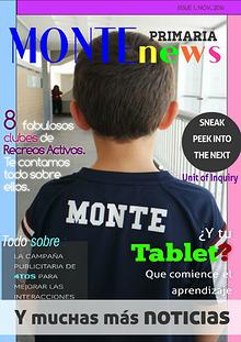 Gaceta Primaria Vol. 1 - Noviembre 2016