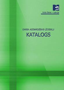 Nota Bene - Darba aizsardzības līdzekļu katalogs
