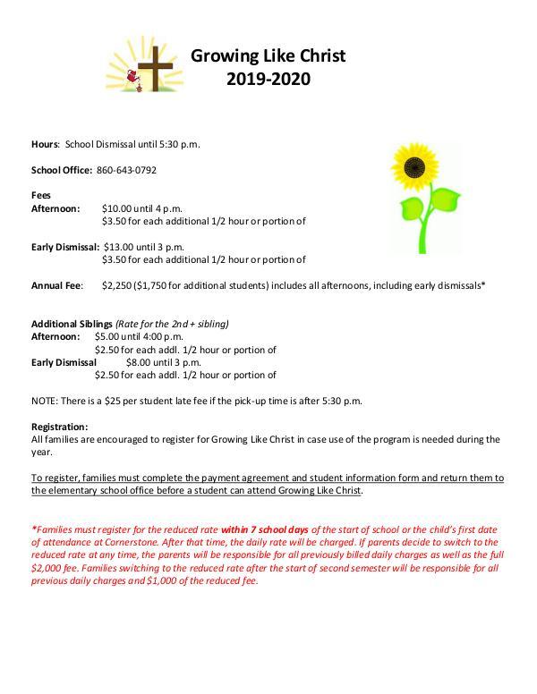 GLC Registration Form