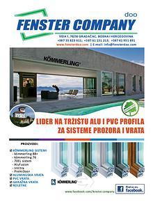 Fenster Company Katalog