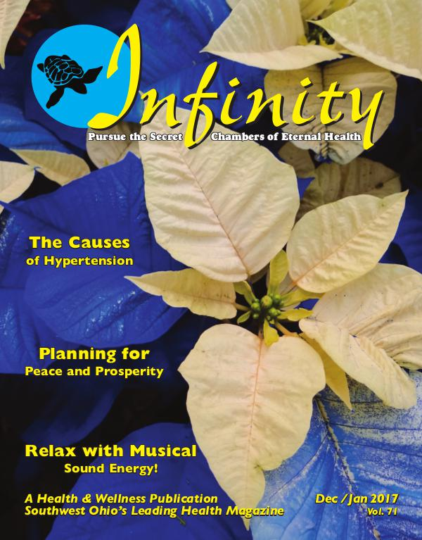 Infinity Health & Wellness Magazine December / January 2017