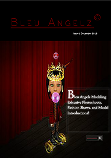Bleu Angelz Fashion Magazine