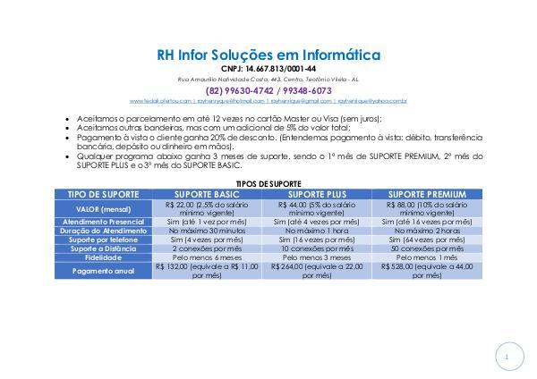 RH Infor Soluções em Informática