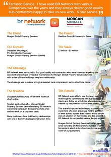 BR Network with Morgan Sindall Property Services Limited
