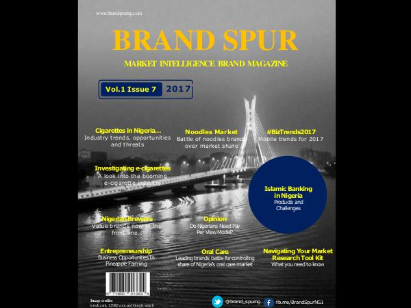 Brand Spur Issue 7