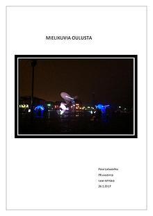 Mielikuvia Oulusta
