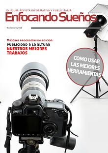 Enfocando Sueños Magazine