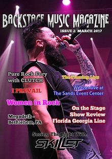 Backstage Music Magazine