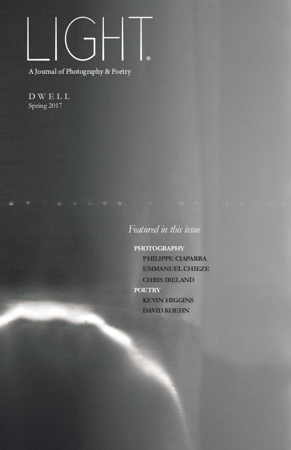 Light - A Journal of Photography & Poetry 02 | Dwell