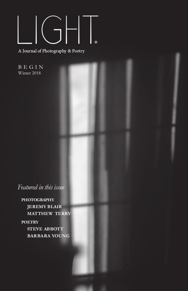 Light - A Journal of Photography & Poetry 09 | BEGIN