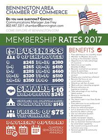 Membership Application & Rate Packet