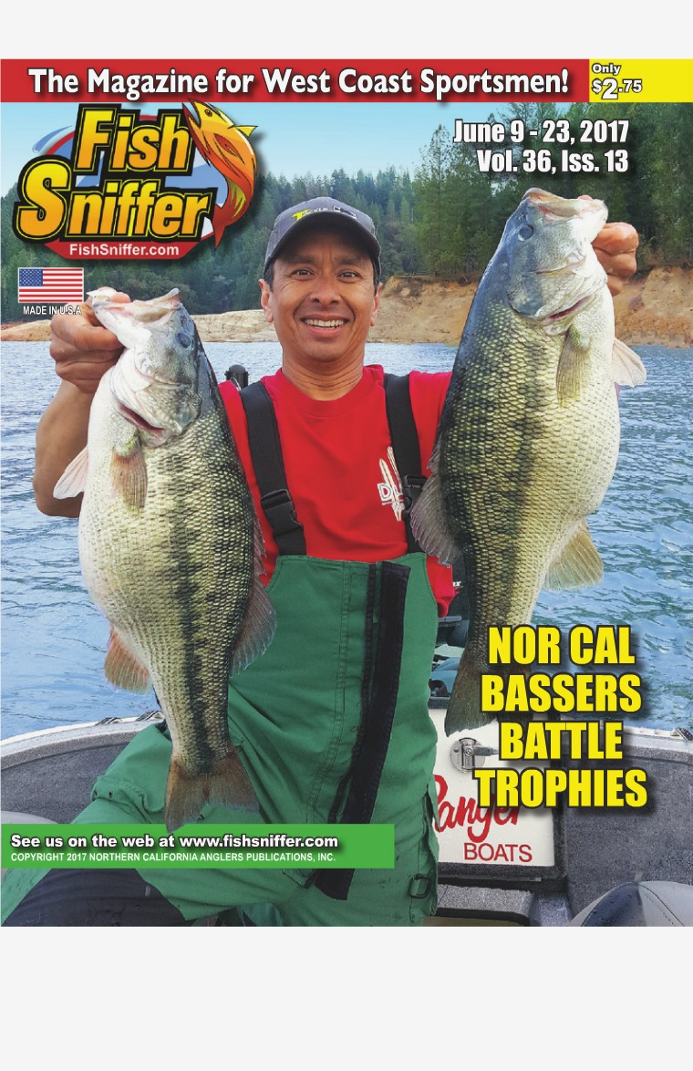 Fish Sniffer On Demand Digital Edition Issue 3613 June 9-23 2017